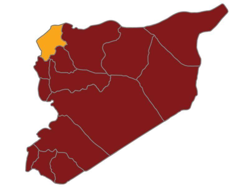 لواء اسكندرون المحافظة الخامسة عشر في سوريا