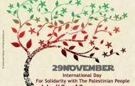 فتح تطالب بتطوير يوم التضامن مع الشعب الفلسطيني ليصبح يوما للحرية والعدل والسلام