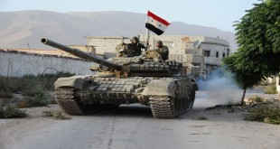 وحدات الجيش العربي السوري تقضي على عشرات الإرهابيين في أرياف دير الزور ودرعا واللاذقية وتوسع مناطق سيطرتها