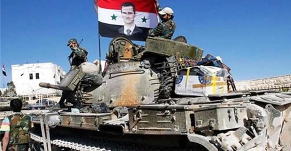 مسلحو قدسيا إلى ريف إدلب ... والكرد يعلنون النفير العام
