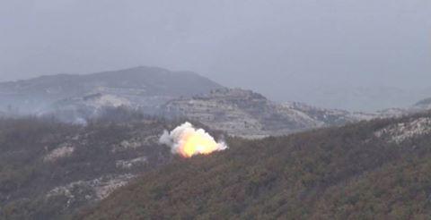 300 مسلح إلى خارج حي الوعر الثلاثاء القادم ... وتقدم للجيش العربي السوري في أرياف اللاذقية وحلب وحمص