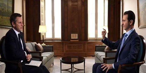 الرئيس الأسد: الشعب السوري وحده فقط يحدد من يبقى أو لا