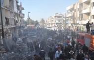 استشهاد 19 شخصا وإصابة 43 جراء تفجيرين إرهابيين في حي الزهراء بحمص