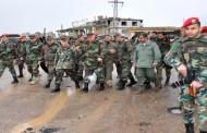 بتوجيه من الرئيس الأسد.. العماد أيوب يتفقد قواتنا العاملة في مدينة الشيخ مسكين بريف درعا بعد إعادة الاستقرار إليها