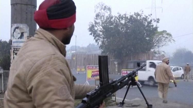 الهند تعلن تصفية جميع مهاجمي قاعدتها الجوية في ولاية بنجاب