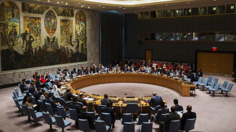 انتهاء اجتماع مجلس الأمن بشأن توريد أسلحة من تركيا إلى سوريا بلا نتيجة