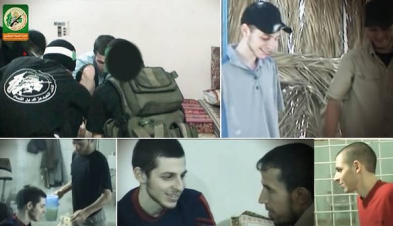 """""""نزهات شاليط"""" في غزة تتصدر الأخبار في الصحف الإسرائيلية"""