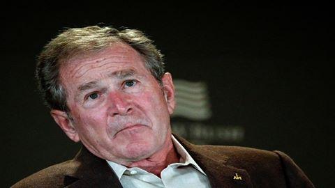 بوش الابن يعود لممارسة السياسة!