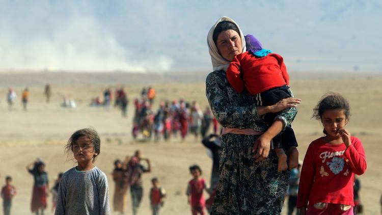 تقرير أممي: عدد اللاجئين والنازحين عالميا بلغ 65 مليونا في العام 2015