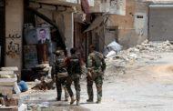 جيش سوريا الجديد المدعوم أميركياً يتراجع من مطار حمدان العسكري