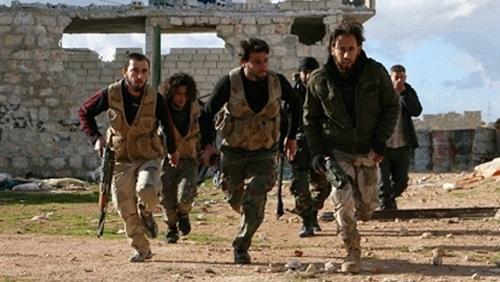 إلى أي منطقة تسلل 100 إرهابي عبر الحدود التركية؟؟