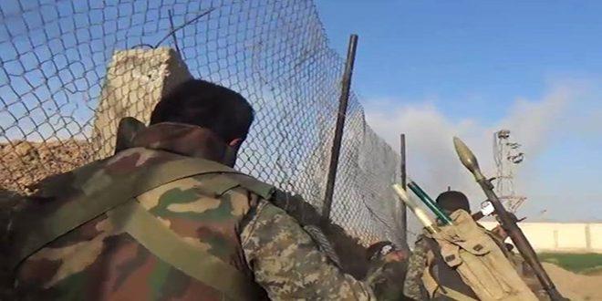 في هذه المحاور أفشل الجيش السوري هجمات '' تنظيم داعش ''