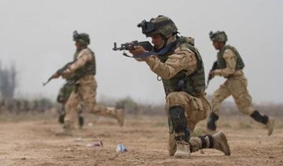 القوات العراقية تستعيد السيطرة على تقاطع الشرقاط