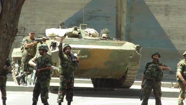 هكذا أفشل الجيش السوري هجوماً لـ