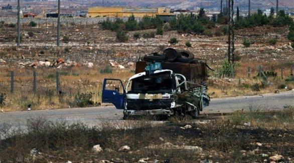 المعارضة محاصرة في حلب!