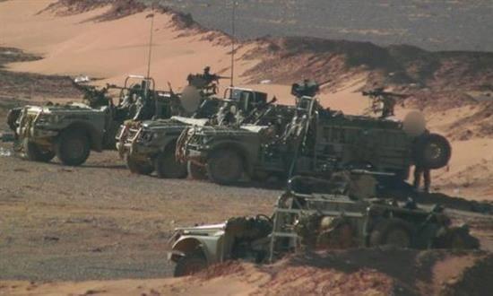 للمرّة الأولى صور تظهر قوّات بريطانيّة في سوريا