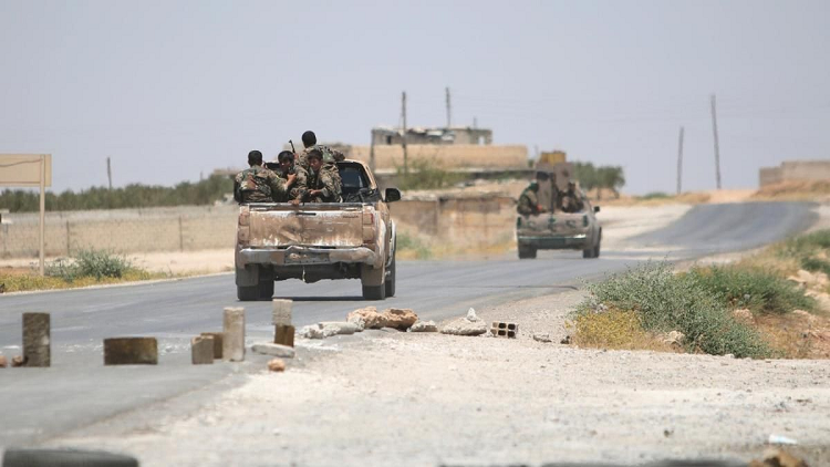 قوات سوريا الديمقراطية تسيطر على منبج