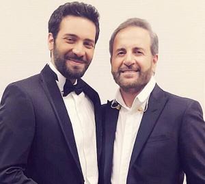 خاص – غسان ووسام صليبا من الغناء الى التمثيل سوياً