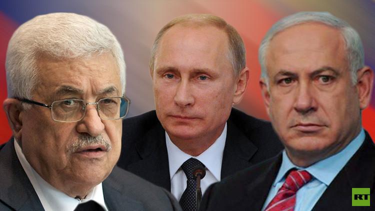 عباس يؤكد استعداده لحضور أي لقاء مع نتنياهو في موسكو أو أي مكان آخر