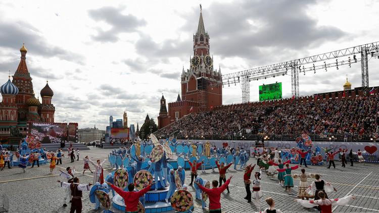 فيديو.. موسكو تحتفل بعيد تأسيسها الـ 869