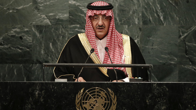ولي العهد السعودي: نبذل جهودا كبيرة في محاربة الإرهاب
