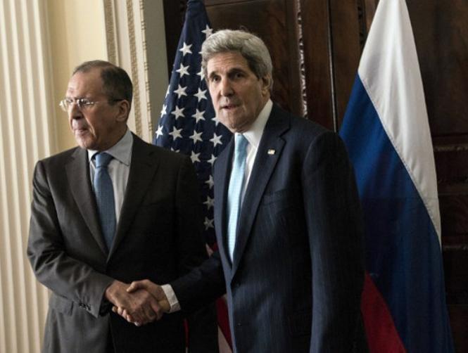 ماذا حصل بين كيري ولافروف بشأن سوريا؟