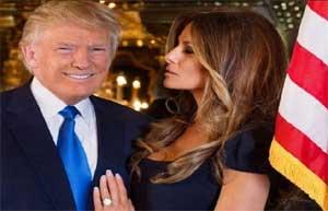 زوجة ترامب تقاضي الإعلام بسبب