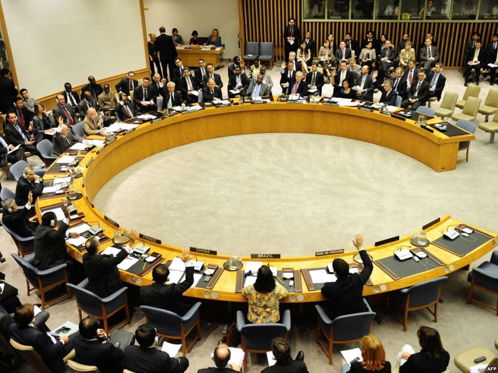 مجلس الأمن يفشل في تبني قرارين حول سوريا