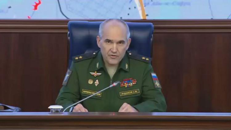 الأركان الروسية: تمديد الهدنة الإنسانية في حلب لـ 3 ساعات الخميس