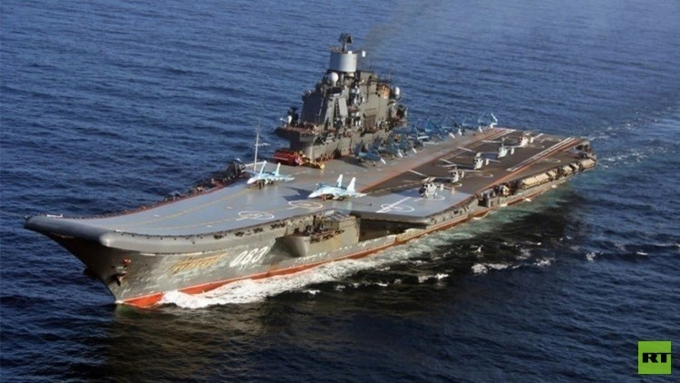 السفن الروسية في المانش تذكر بريطانيا بالعدو القديم