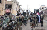 هجوم بالغازات السامة على محيط أكاديمية الأسد في حلب وتعذر إجلاء المصابين