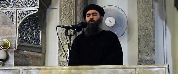 من عالم خجول إلى المطلوب الأول في العالم.. هل تكون حرب الموصل معركته الأخيرة؟