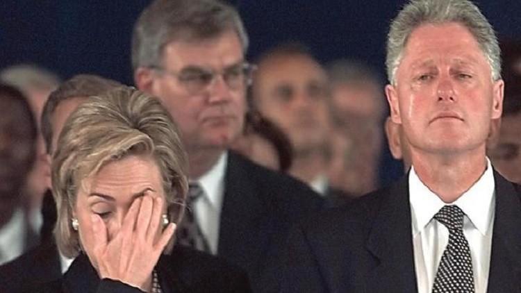FBI يكشف فضيحة جديدة عن بيل كلينتون