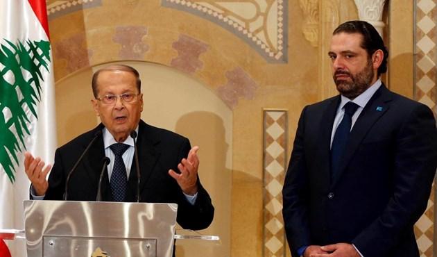 بالفيديو | الحريري ينسحب من استقبال التهاني بعيد الاستقلال عند وصول السفير السوري