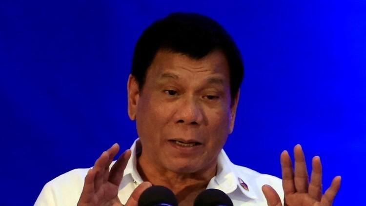 رئيس الفلبين لـRT: مستعدون للتعاون مع روسيا باسم السلم الدولي