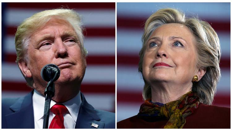 ترامب: ملايين الأصوات لصالح كلينتون غير قانونية