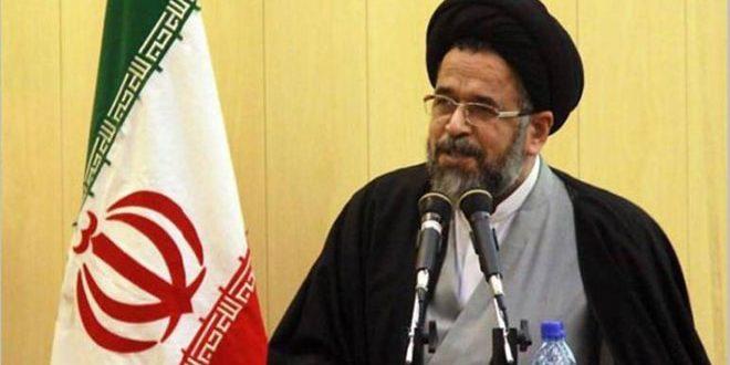 طهران: دول رجعية تخوض حربا بالوكالة ضد سورية واليمن والعراق