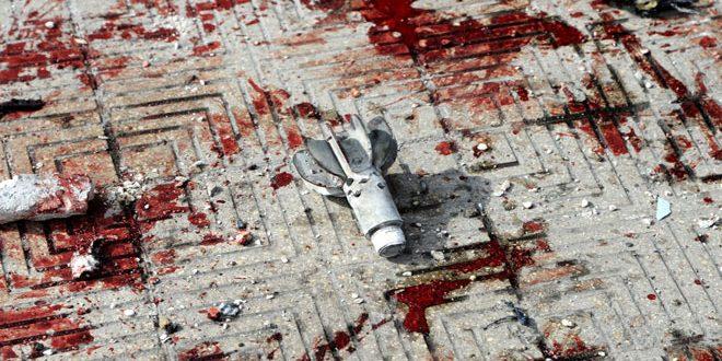 """شهيدان في دير الزور بصواريخ """"داعش"""" و 4 جرحى في دمشق بقذائف المجموعات المسلحة"""
