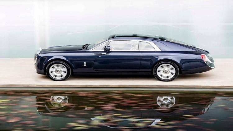 رولز رويس تنتج أغلى سيارة في العالم