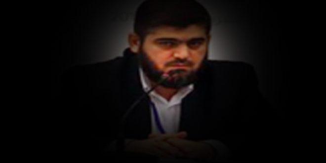 """الإرهابي علوش يطلب مليون دولار شهرياً للانضمام إلى ما يسمى """"الائتلاف المعارض"""""""