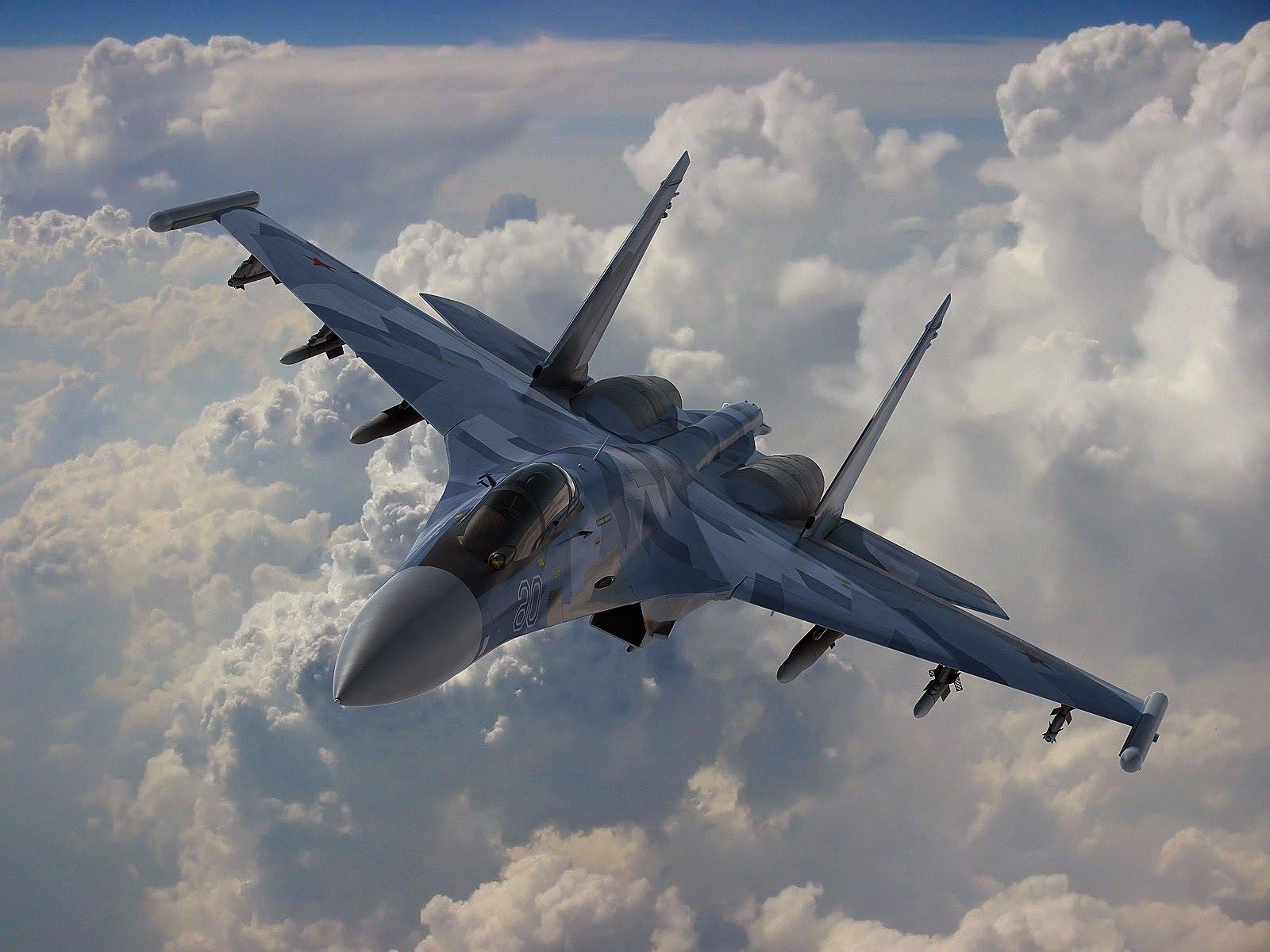 روسيا تعلن إجراء تعديلات على طائرات سو 35 المقاتلة