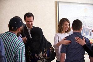 الرئيس الأسد: موضوع المخطوفين والمفقودين يشكل هاجساً أساسياً لنا كدولة ومؤسسات ومسؤولين