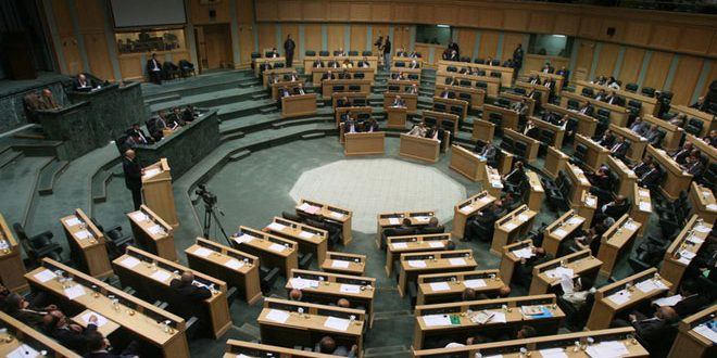 55 نائبا أردنيا يطالبون سلطات النظام الأردني بإغلاق سفارة كيان الاحتلال الإسرائيلي في عمان
