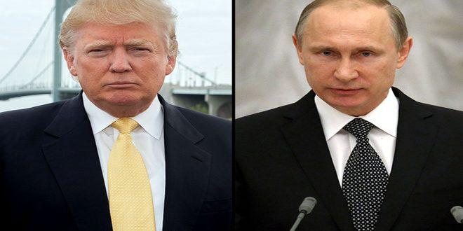 مكافحة الإرهاب في صلب المحادثات بين بوتين و ترامب خلال قمة الـ20