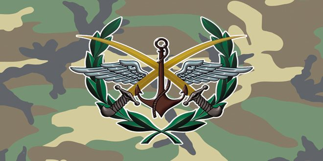 القيادة العامة للجيش: وقف الأعمال القتالية في درعا والقنيطرة والسويداء لـ 5 أيام