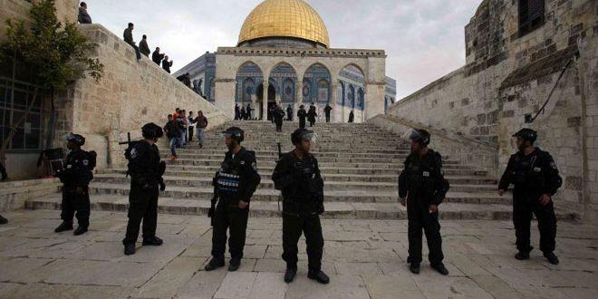 الحزب الوحدوي الاشتراكي الديمقراطي يدين الممارسات الصهيونية بالقدس المحتلة