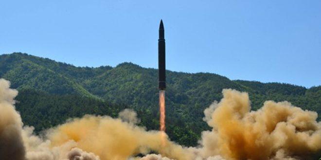جونغ أون: أراضي الولايات المتحدة باتت بكاملها في مرمى صواريخ بيونغ يانغ