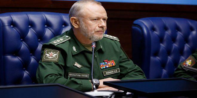 الدفاع الروسية: انتصارات الجيش السوري على طول نهر الفرات تمهد لهزيمة الإرهاب