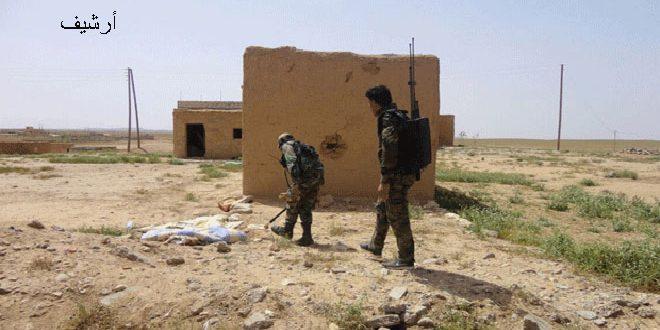 وحدات الهندسة تعثر على مفخخات وألغام من مخلفات (داعش) وتواصل تفكيك العبوات الناسفة في دير الزور