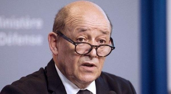 لودريان يقر بوجود 500 إرهابي فرنسي في سورية والعراق